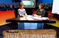 V6 English Programa 3 – 5 de noviembre 2013