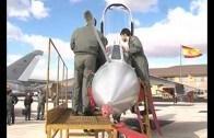 El parque aeronáutico abre acceso a la base aérea
