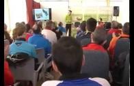 Clase Magistral del ex campeón del Mundo de Maratón, Abel Antón