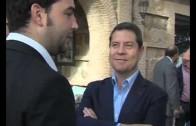Emiliano García Page, se ha dirigido hoy a los castellano-manchegos