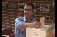 Modesto Belinchón, candidato del PSOE a la Alcaldía