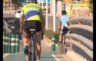 Empiezan las obras de la pasarela ciclista