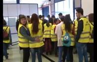 Alumnos del Instituto Amparo Sanz de Albacete visitan Ajusa