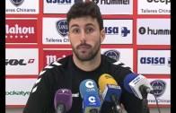 Diego Benito espera repetir en el once