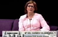 Mano a Mano entrevista a Mª Del Carmen Valmorisco