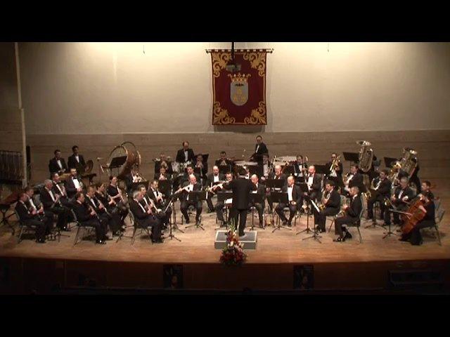 Concierto de Semana Santa de la Banda Sinfónica de Albacete 2015 Parte 2