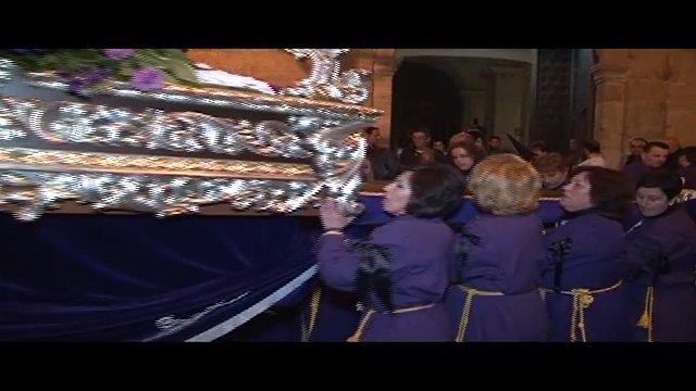 """El Bonillo procesión """"Santo Entierro"""""""