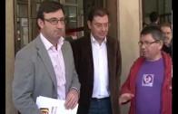 IU-Los Verdes-Ganemos formaliza candidatura provincial a las Cortes