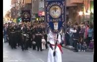 """Los albaceteños arropan la """"Oración en el Huerto"""""""