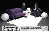 Mano a Mano entrevista con Carmen Picazo