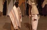 """Reportaje Teatro """"La Pasión de Cristo"""""""