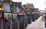 """Reportaje """"tractorada"""" UPA en el Alto Guadiana"""