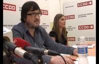 CCOO denuncia la vulneración del derecho sindical