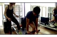 Pilates para toreros con Nieves Azaña Studio Pilates