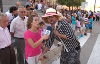 "A Pie de Calle reportaje ""Fiestas Pozo Cañada"""