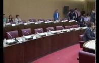 El voto en blanco de Ciudadanos pone en vilo al alcalde