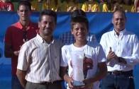En el club Tenis Albacete se está desarrollando la octava edición del Trofeo Guillermo García López