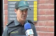 La Guardia Civil subasta 472 armas de fuego