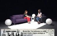 Mano a Mano entrevista con Rosario Moreno