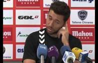 Alberto explota contra el secretario técnico