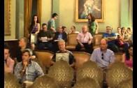 La Diputación ha celebrado hoy lo que debía convertirse en un pleno importante
