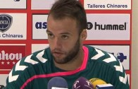 Edu Ramos ha hablado del mal partido de su equipo en Tarragona