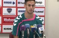 El Alba prepara el partido contra el Huesca