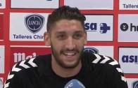 Eric Zárate, la sorpresa en el amistoso entre el Albacete Bpié y su filial