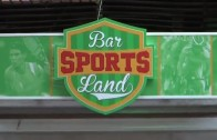 "Al Fresco reportaje "" Bar Sports Land"""