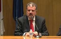 El Comisario Roldán presenta su primera novela