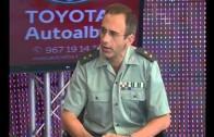 Jesùs Manuel Rodrigo Teniente Coronel Jefe G Civil Albacete 150915