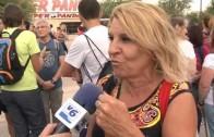 Más de 500 albaceteños se unen a la Marcha por el Párkinson