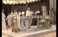 Tradicional misa en honor a la Virgen de los Llanos