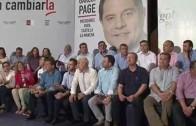 Caras viejas en los candidatos del PSOE al Congreso y Senado