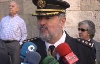 El Cuerpo Nacional de Policía celebra los Ángeles Custodios