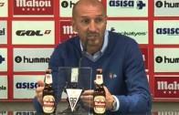 Impresiones de los entrenadores tras el encuentro Alba vs Real Zaragoza