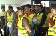 Alumnos del Ciclo Formativo Moratalaz de Electromecánica visitan Ajusa