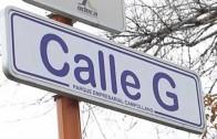 Campollano busca nombres más fáciles a sus calles