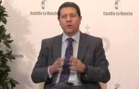 Page anuncia en Albacete la firma del Plan Adelante el 19 de enero