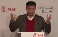 González Ramos defiende el acuerdo PSOE-CIUDADANOS