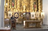 José Bono, pregonero de la Semana Santa de El Bonillo