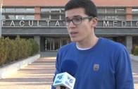 Juan Pablo Carrasco, nuevo delegado de estudiantes de la UCLM