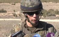 """""""Sky Soldier"""", último ejercicio del CENAD de Chinchilla"""