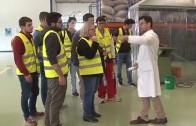Alumnos de  Automoción, Carrocería y Electromecánica visitan Ajusa