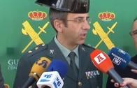 Exhibición de la Guardia Civil en La Roda