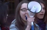 Huelga estudiantil contra la LOMCE y el decreto 3+2