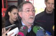 La primera bombera de Albacete de incorpora al cuerpo con polémica