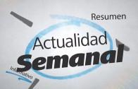 Actualidad Semanal 28 mayo 2016