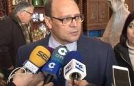 El vía crucis de las víctimas de Miguel Márquez y Agustín Moreno