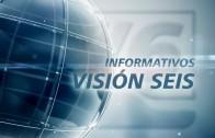 Informativo Vision6 12 Mayo 2016